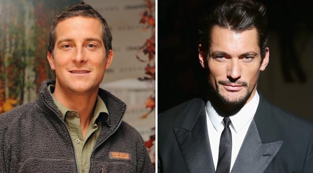 Bear Grylls and David Gandy will take part in the 2016 Venture Cup around Ireland's coastline