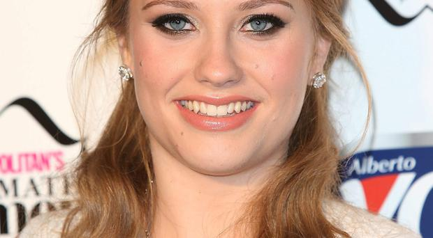 LONDON, ENGLAND - OCTOBER 30: Ella Henderson attends the Cosmopolitan Ultimate Woman of the Year awards at Victoria & Albert Museum on October 30, 2012 in London, England. (Photo by Tim Whitby/Getty Images)