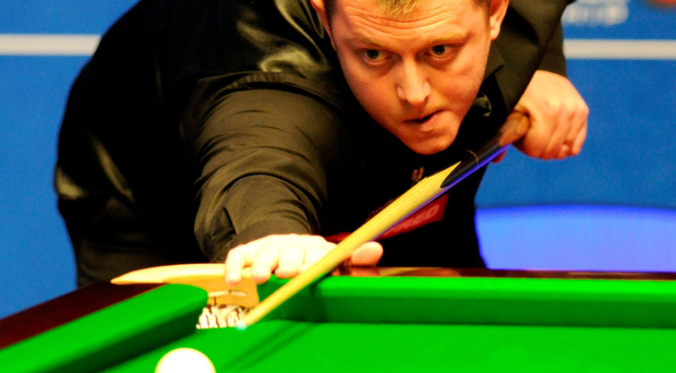 Mark Allen has recently been in excellent form