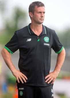 Huge blow: Ronny Deila is missing several key men