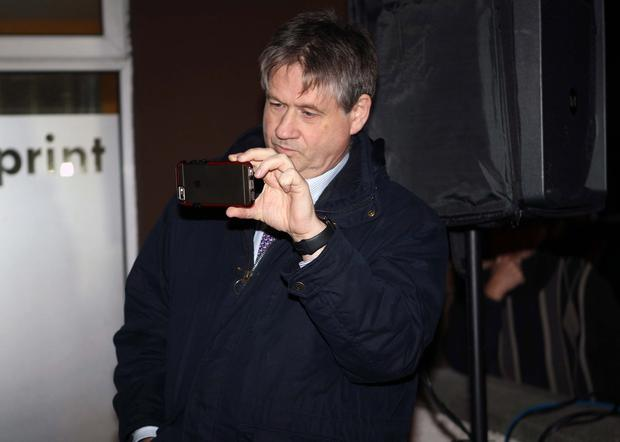 Lagan Valley MLA Basil McCrea NI 21. Photo: Freddie Parkinson/Press Eye