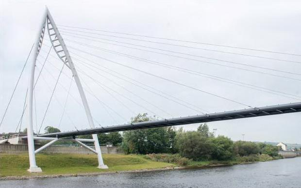 New bridge in Strabane has yet to be named