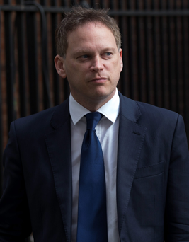 Grant Shapps quit as International Development Minister due to a developing bullying scandal with the Conservative Party