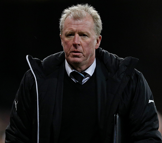 Another league defeat has heaped the pressure on Newcastle boss Steve McClaren