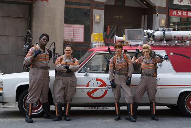 Ghostbusters 3: The all-female reboot of the Ghostbusters franchise is led by Bridesmaids stars Kristen Wiig and Melissa McCarthy