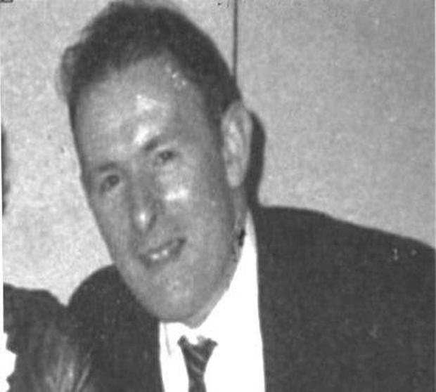 Police are investigating the fatal shooting of 44-year-old Patrick McVeigh in 1972