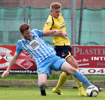 Left out: Warrenpoint Town and Dungannon Swifts, as well as Ballinamallard, can't apply for cash