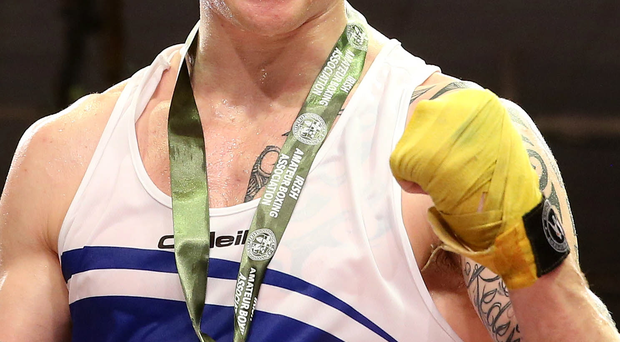 Olympic dream: Steven Donnelly is off to Rio