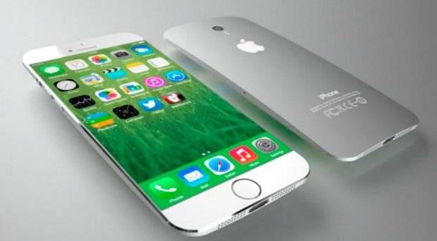 iPhone 7 concept art. Photo: Federico Ciccarese