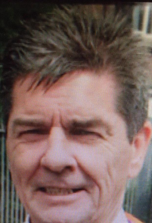 Robert Lightbody, who was last seen in the Newtownards area on Wednesday, December 2. Pic: PSNI.
