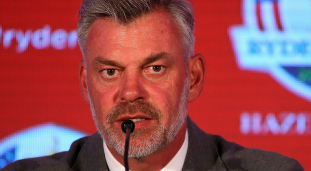 Investments: Darren Clarke