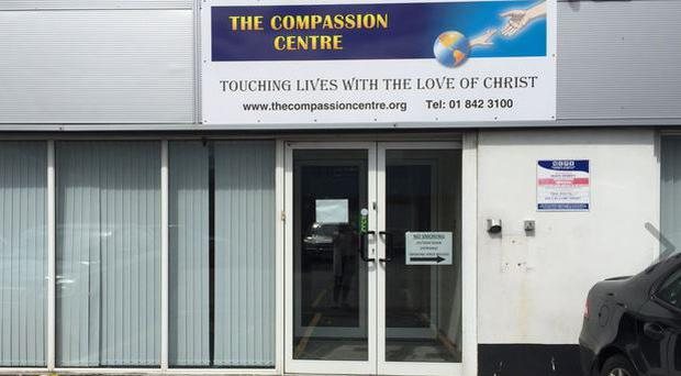 The Compassion Centre in Ballymun, Dublin