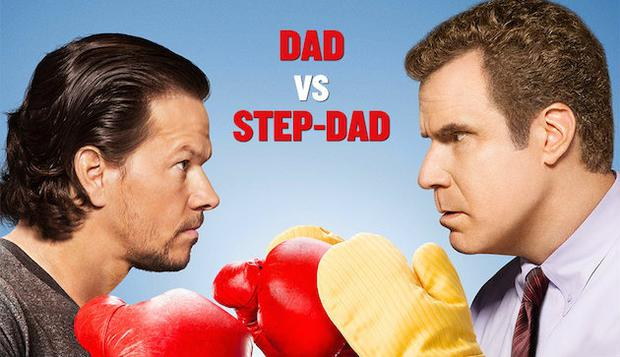 Will Ferrell and Mark Wahlberg star in Daddy's Home