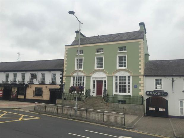 Avonmore House, 15 Church Square, Banbridge.