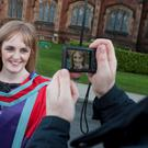Jennifer Mary Maguire from Aghalee graduated with a PhD in French from Queens School of Modern Languages.