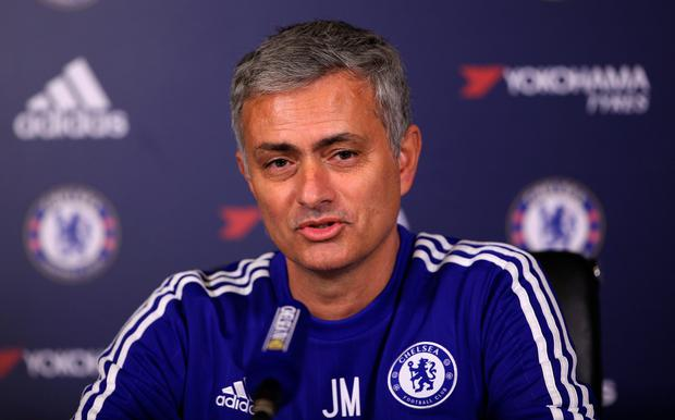 So special: Jose Mourinho has hailed Chelsea's supporters