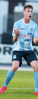 Teen star: Matthew Shevlin may return for Ballymena