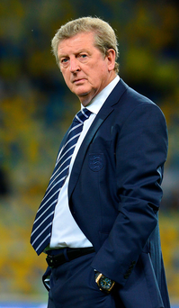 Fair game: Roy Hodgson is not worried by draw prospects