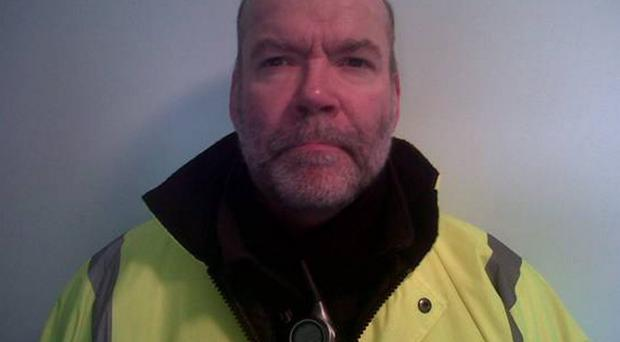 Mark Crawford from Bangor was reported missing on Wednesday, December 9. Pic: PSNI.