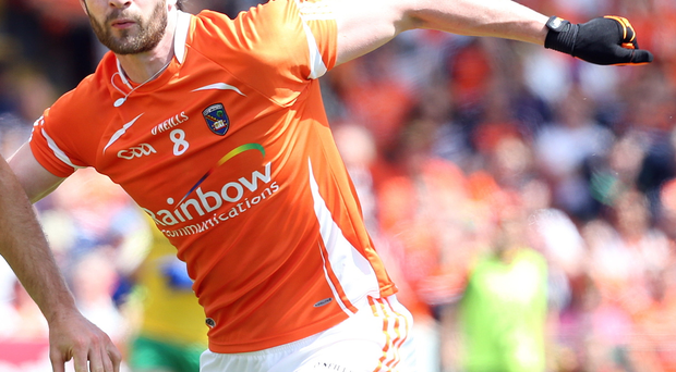 Quick starter: Aaron Findon is keen to make a cup impact