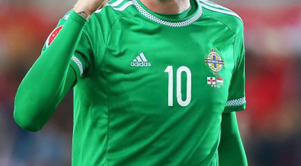 Wanted man: Kyle Lafferty is attracting a range of interest
