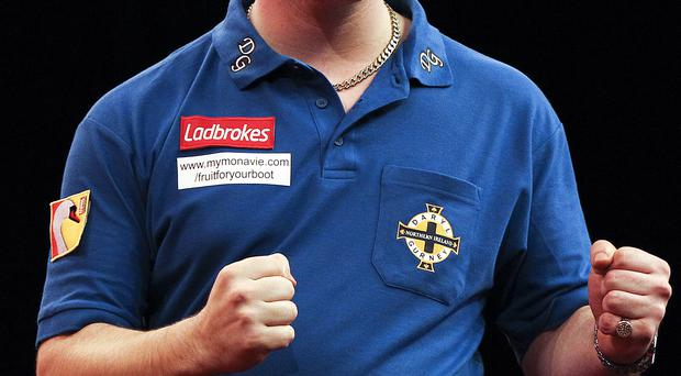 Young dude: Daryl Gurney