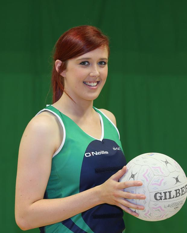 Jenna Bowman starred in Northern Ireland's big win