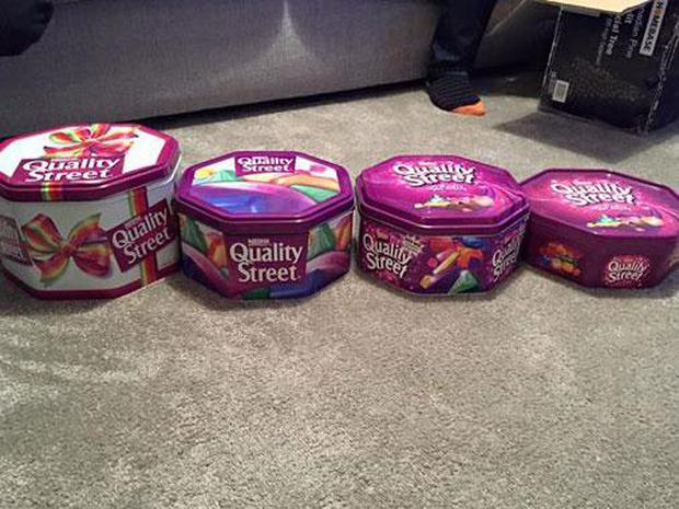 Nestle said the picture was unfair as it was not comparing like-for-like. Pic Charlotte Stacey Hook‎ on Facebook.