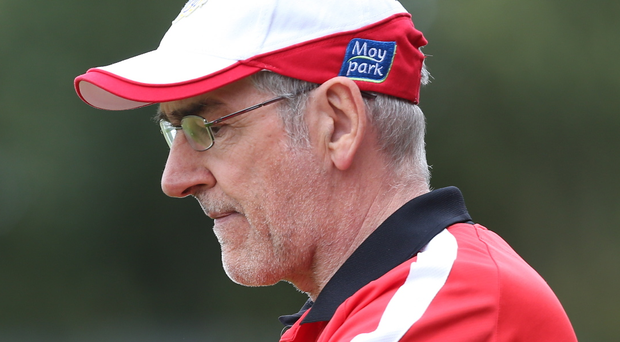 New wave: Tyrone's debutants impressed boss Mickey Harte
