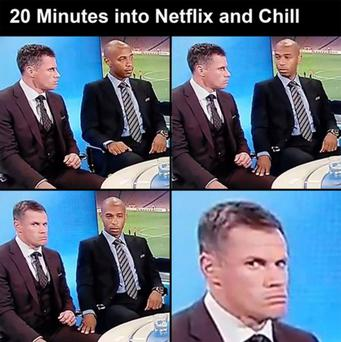 Jamie Carragher and Thierry Henry react to the news that Brendan Rodgers has been sacked by Liverpool...