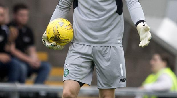 Celtic keeper Craig Gordon backs his manager