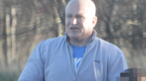 'Rab' Molyneaux leaves Maghaberry Prison for Christmas