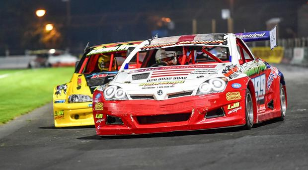 On track: defending Winter National champion Jaimie McCurdy is eyeing more Hot Rod success