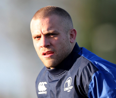 On his way: Ian Madigan is leaving Leinster for Bordeaux