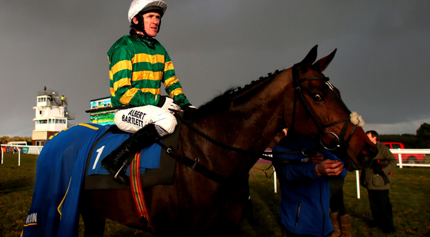 Leading the field: AP McCoy won a record 20 consecutive Champion Jockey titles