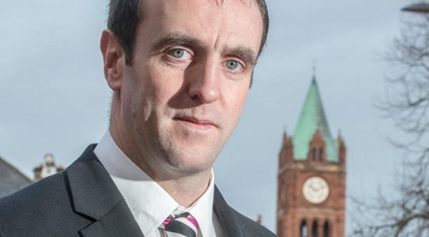 Stormont Environment minister Mark H Durkan is urging the public to