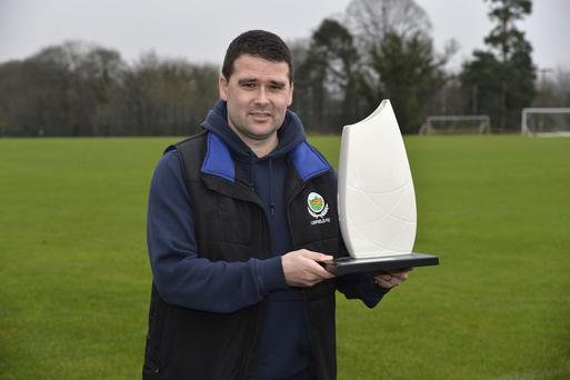 Manager of the month David Healy