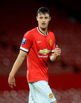 Manchester United's Will Keane