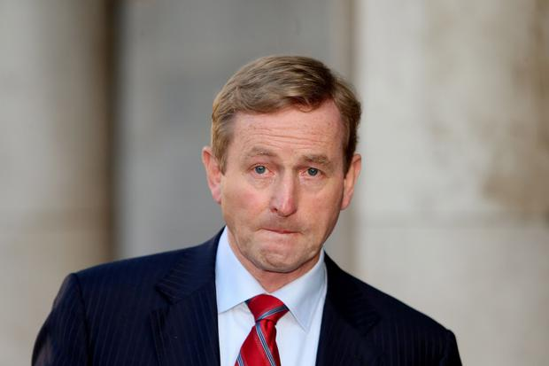 Taoiseach Enda Kenny: If Britain were to leave, we would be looking at border controls in Ireland