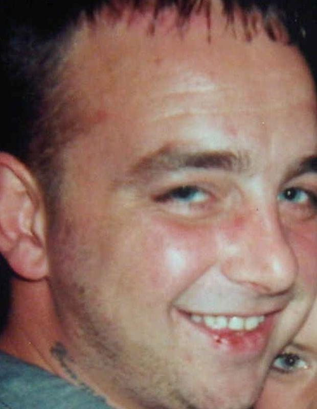 Missing man Andrew Smith. Pic. PSNI