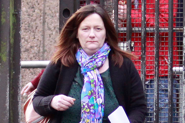 Nicola Currell, who is charged with fraud while she worked as a wedding planner at Galgorm Resort and Spa. Pic Mark Jamieson