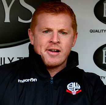 Determined: Neil Lennon