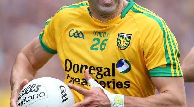 Comeback: Donegal can call on Rory Kavanagh