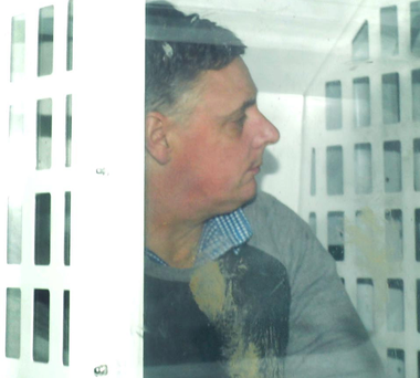 Murder bid accused David Jordan