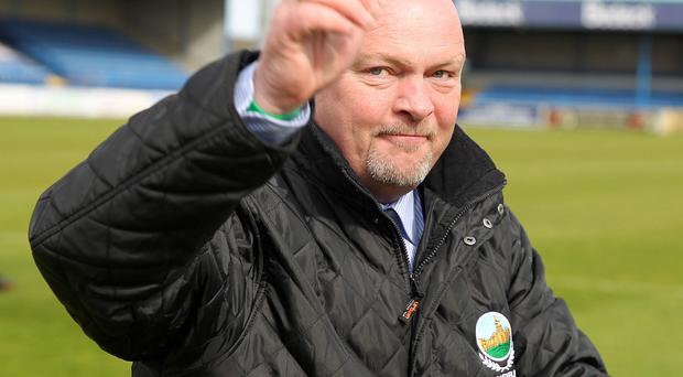 Ex-Linfield manager David Jeffrey