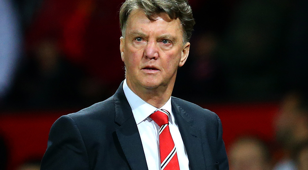 Manchester United manager Louis van Gaal United