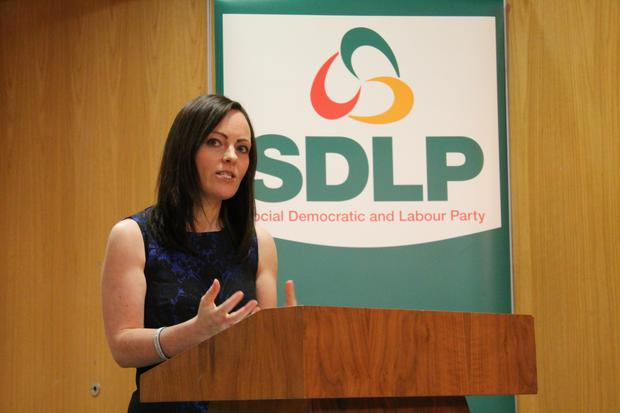 SDLP Oldpark Councillor Nichola Mallon has been selected to contest the Assembly election in North Belfast.