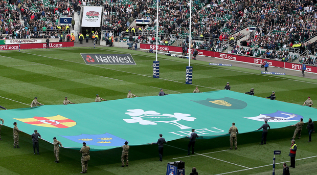 Testing times: the IRFU and Irish provinces are all facing a huge challenge to keep up with big-money rivals