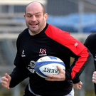 Smiles better: Ulster will have Ireland captain Rory Best back in their side for the first time since October in