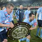 Toals Bookmakers County Antrim Shield Final at Windsor Park